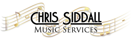 Chris Siddall Music Services